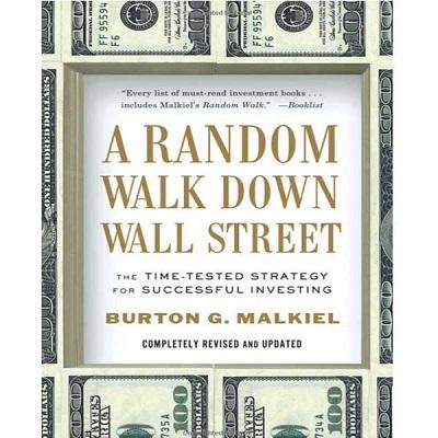 کتاب گشت تصادفی در والاستریت (A Random Walk Down Wall Street)